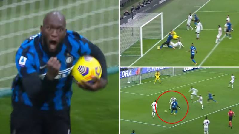 Romelu Lukaku's Second Half Masterclass For Inter Vs Torino Shows Manchester United Could Do With Him Right Now