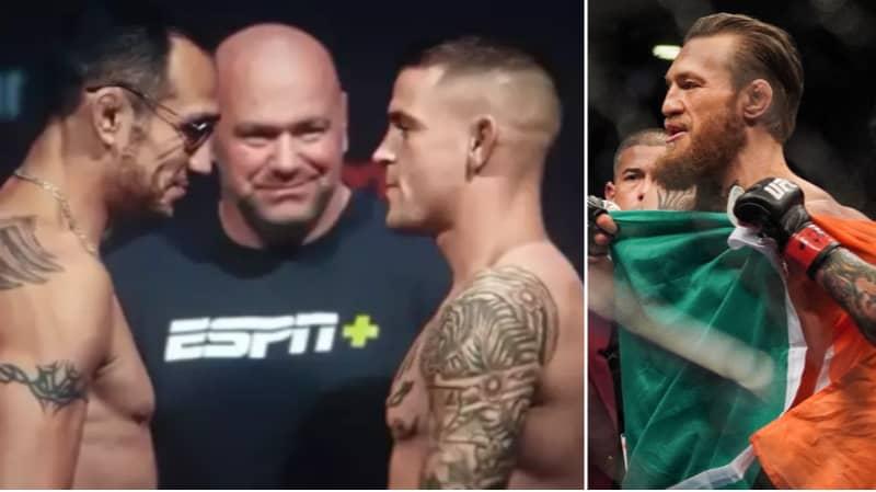 "Conor McGregor Branded An ""International Terrorist"" By Tony Ferguson Amid Dustin Poirier Fight Talks"