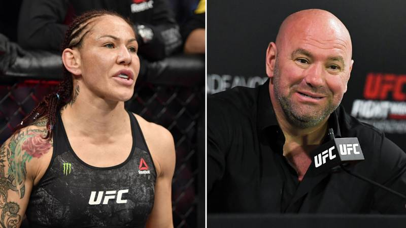 Cris Cyborg Has A Proposal For UFC President Dana White