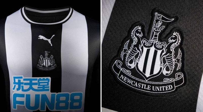 Fans Are Outraged At Newcastle's New Shirt Being The Most Expensive In English Football