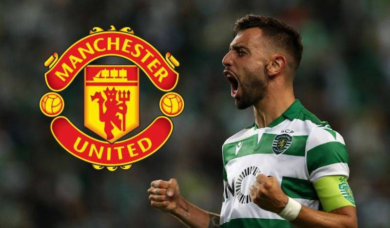 Bruno Fernandes 'Close' To Completing Stunning £60m Move To Manchester United