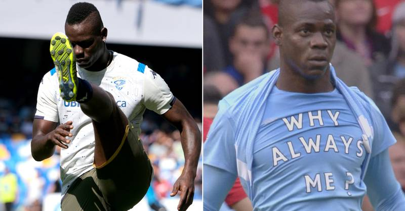 Mario Balotelli Now Training With Fourth-Division Semi-Pro Team In Italy