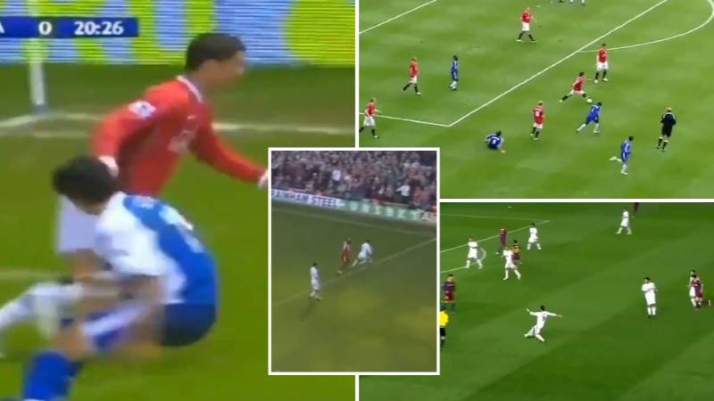 Incredible Compilation Shows Cristiano Ronaldo's Defensive Game Is Seriously Underrated