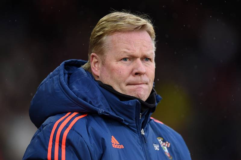 BREAKING: Ronald Koeman Agrees Terms With Everton