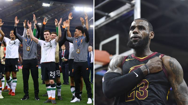 LeBron James' Stake In Liverpool Goes Up After Roma Victory