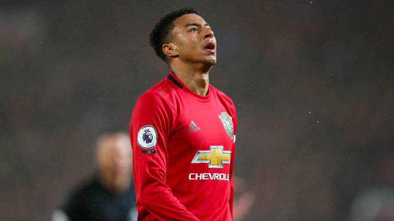 Jesse Lingard Finishes 2019 Without A Single Premier League Goal Or Assist