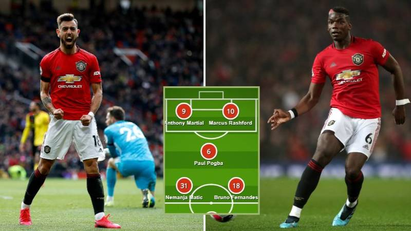 Paul Pogba To Be Given New Role In Manchester United System