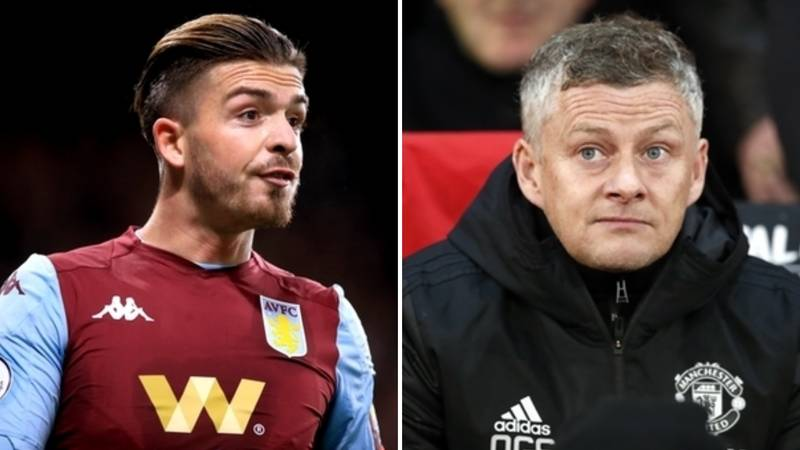 Manchester United To Fund Jack Grealish Move By Axing Two Players