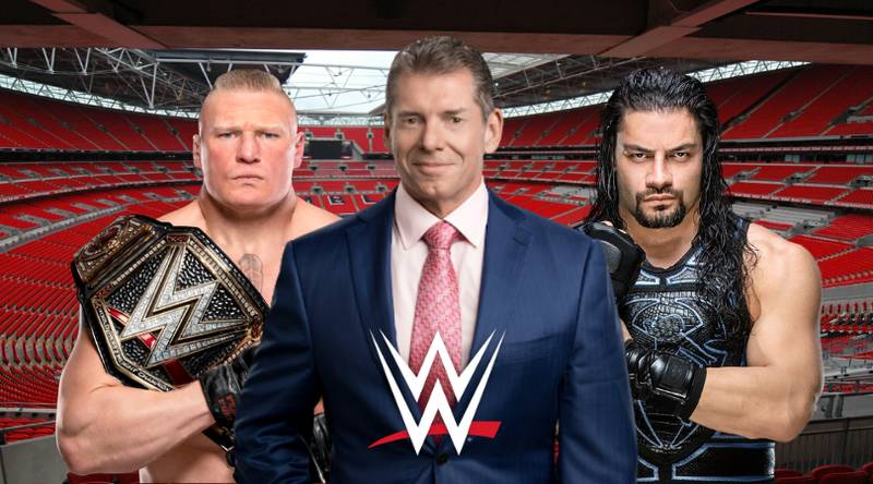 ​WWE Reportedly In Talks To 'Bring WrestleMania Or SummerSlam To UK'