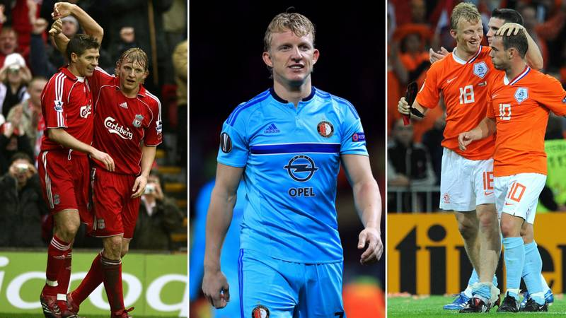 Dirk Kuyt's Testimonial Will Be Brimming With Legendary Players