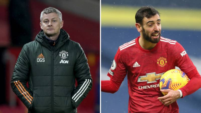 Manchester United Would Be 15th In The Premier League Without Bruno Fernandes' Goals And Assists