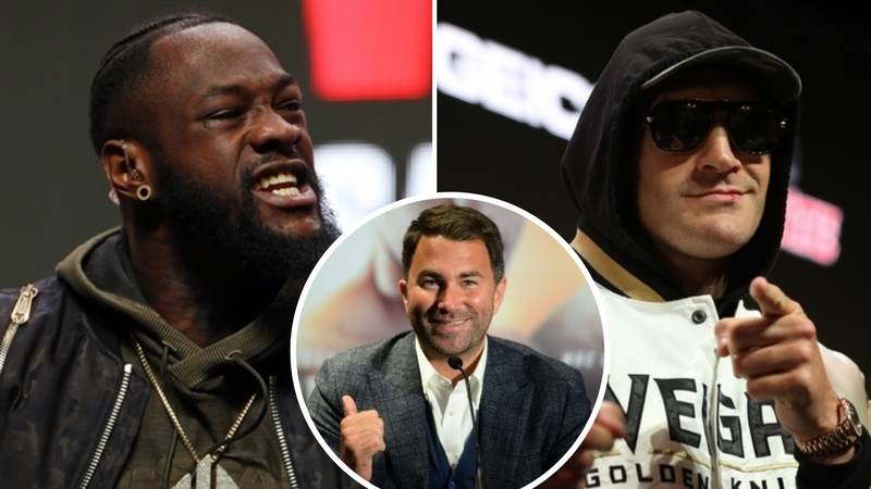 Tyson Fury Vs Deontay Wilder: Eddie Hearn Gives Prediction For Third Fight Between Heavyweight Stars