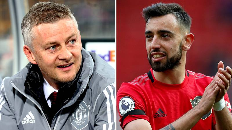 Manchester United Star Bruno Fernandes Set For HUGE Pay Rise In New Contract