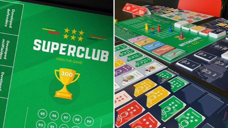 There's A Football Manager Board Game To Play During Lockdown