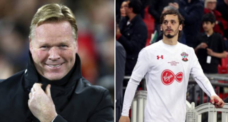 Ronald Koeman Ruthlessly Tweeted About Southampton's EFL Cup Final Defeat