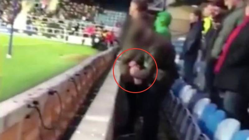 Middlesbrough Fan Steals Goalkeeper's Water Bottle, Urinates Into It, Then Throws It Back
