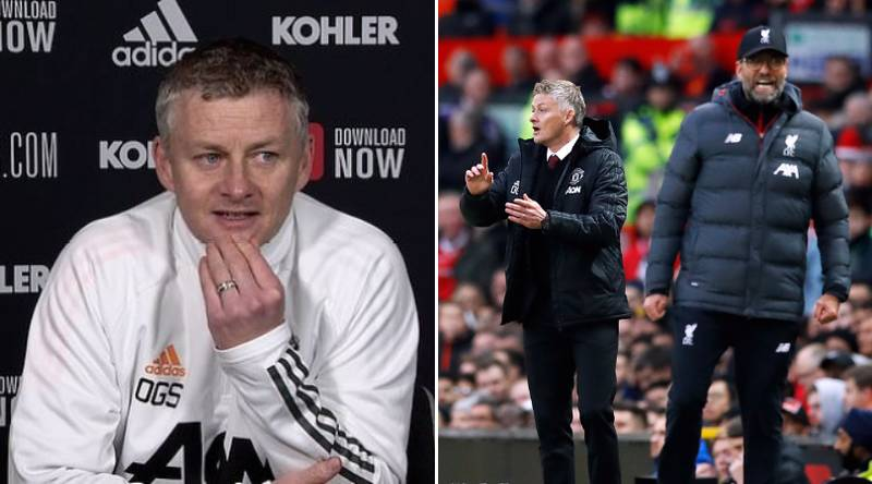 Ole Gunnar Solskjaer Responds To Being Called 'Tactically Inept' Before Liverpool Match
