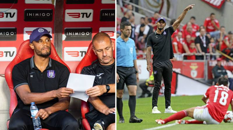 Vincent Kompany's Fairy-Tale At Anderlecht Is Quickly Turning Into A Nightmare
