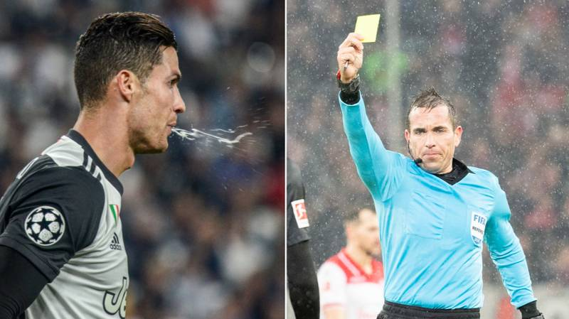 Spitting To Be Banned When Football Returns To Stop Virus Spreading
