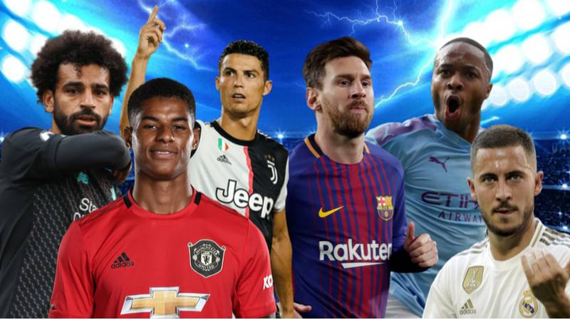 The Top 20 Most Valuable Forwards In World Football Right Now