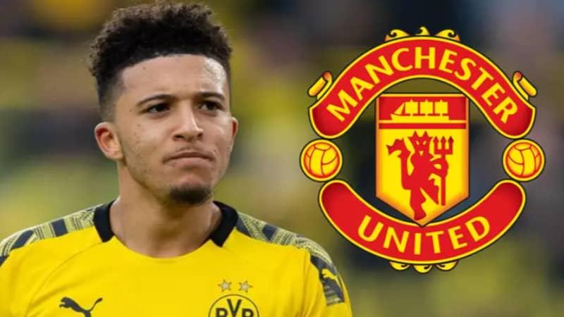 Manchester United Given Jadon Sancho Ultimatum By Borussia Dortmund Over Summer Transfer