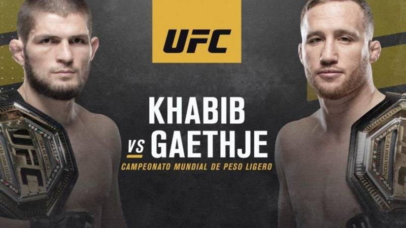 Khabib Nurmagomedov Vs Justin Gaethje Could Be The First UFC Event To Have Fans In Attendance