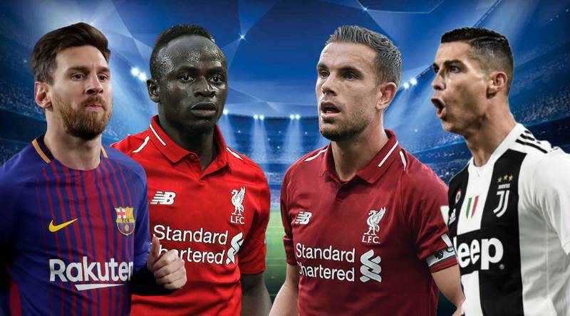 UEFA Release Player Of The Season Nominees, Mohamed Salah Misses Out