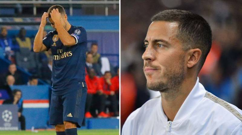 Eden Hazard Endured Another Poor Night In The Madrid Derby