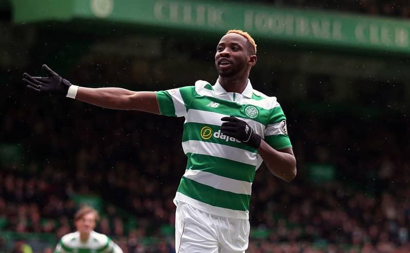 European Giants Target £30m Move For Celtic's Moussa Dembele