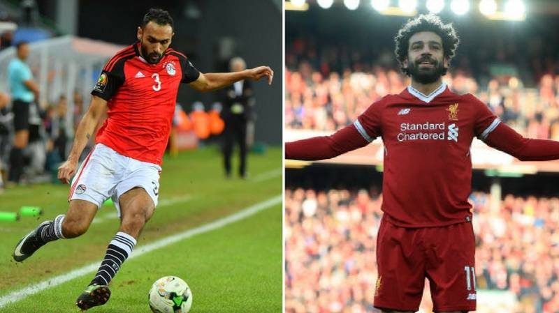 Ahmed Elmohamady Says Salah Is Not Up To Messi or Ronaldo's Level