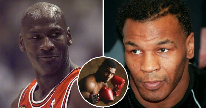 Mike Tyson Reportedly Came Close To Beating Up Michael Jordan In 1988
