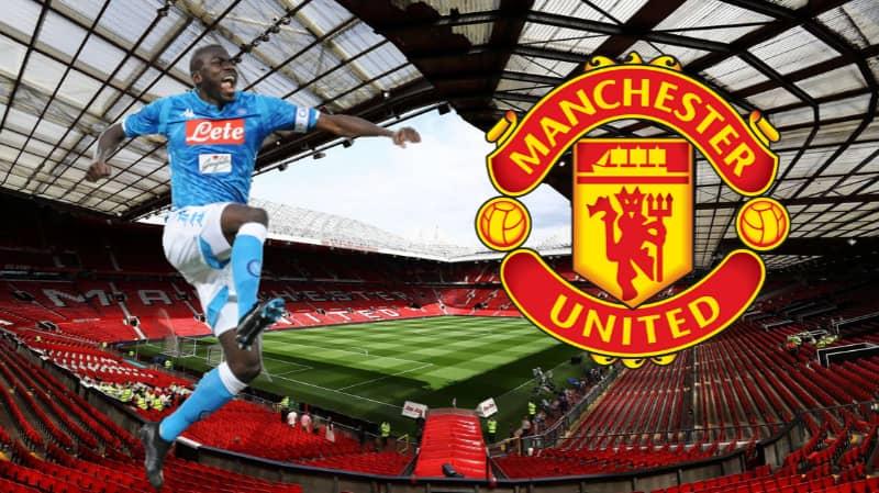 Napoli Put £110 Million On Manchester United Target Kalidou Koulibaly
