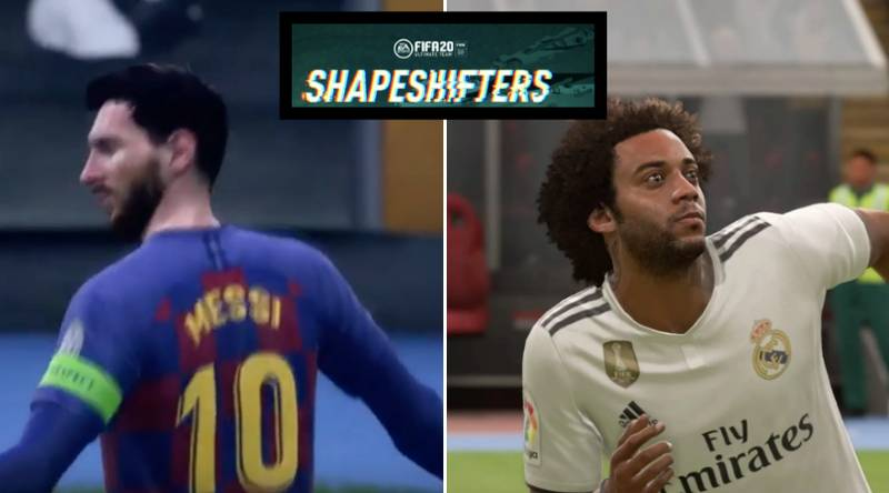 Lionel Messi And Marcelo Receive 'Game-Changing' Upgrades On FIFA 20 Ultimate Team