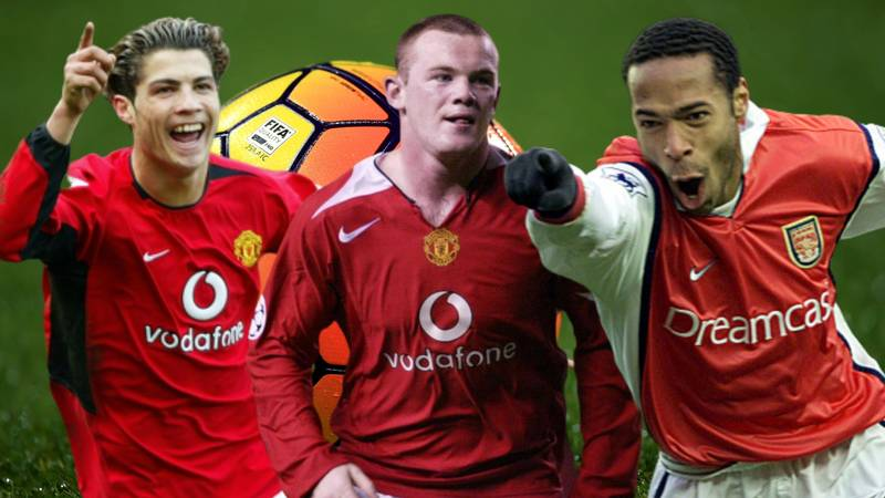 The Independent Has Named The 100 Greatest Premier League Players Of All Time