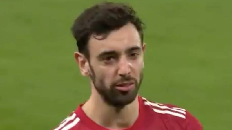 Bruno Fernandes Slammed For 'Disappearing' In Another Big Game