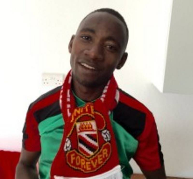 Manchester United Supporters Help Fan From Sierra Leone Who Travelled Over For Bournemouth Game