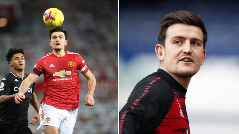 Stats Show That Harry Maguire Is Technically The Best Centre Backs In The Premier League