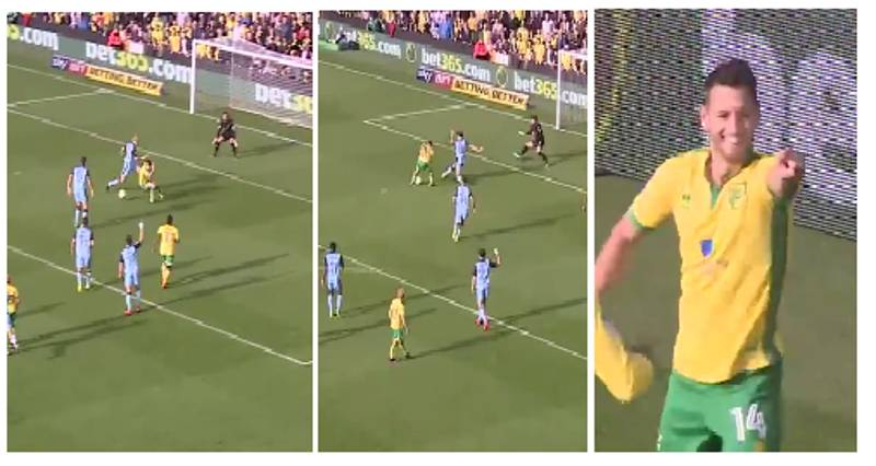 WATCH: This Is Why They Call Wes Hoolahan The Irish Messi