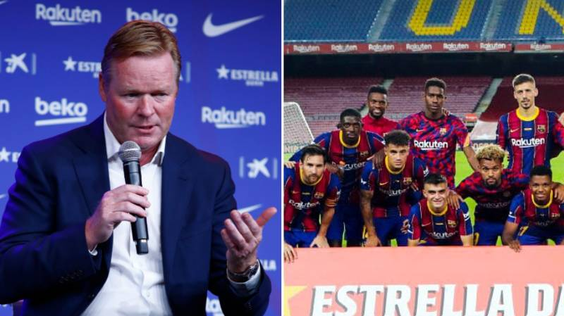 Barcelona Brutally Leave Two Players Without Squad Numbers Ahead Of New Season