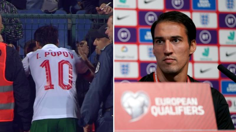 Bulgaria Captain Ivelin Popov Says He's Embarrassed By Fans Racist Abuse
