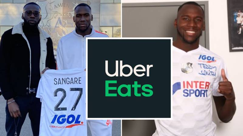 21-Year-Old Mustapha Sangare Goes From Uber Eats Driver In Quarantine To Professional Footballer