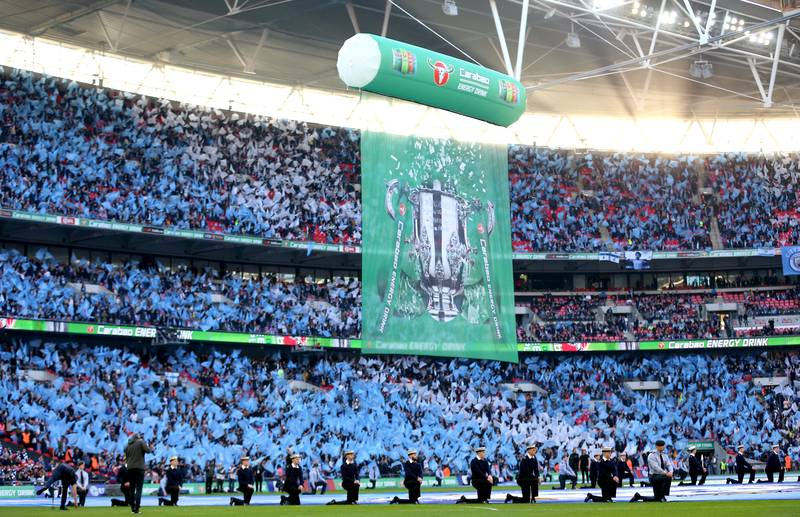 Manchester City Beat Chelsea In The EFL Cup Final