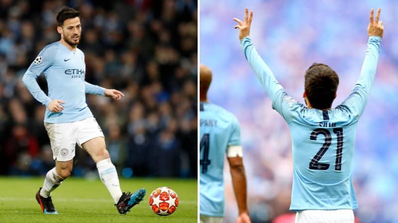 Next Season Set To Be David Silva's Last At Manchester City