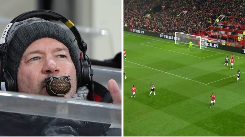 Alan Shearer Asks Manchester United Fans To Stop Chanting About Him During Game