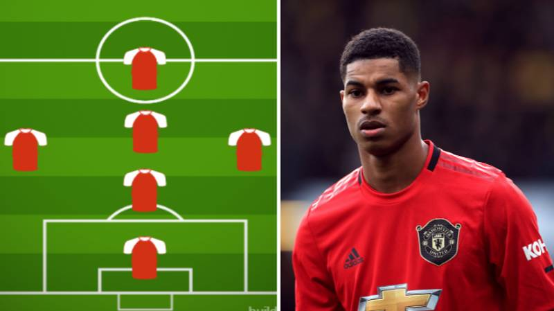 Marcus Rashford Reveals His Dream Manchester United Six-A-Side Team