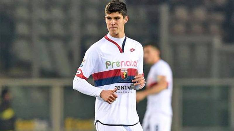 16-Year Old Pietro Pellegri Is The Youngest Scorer In Serie A History