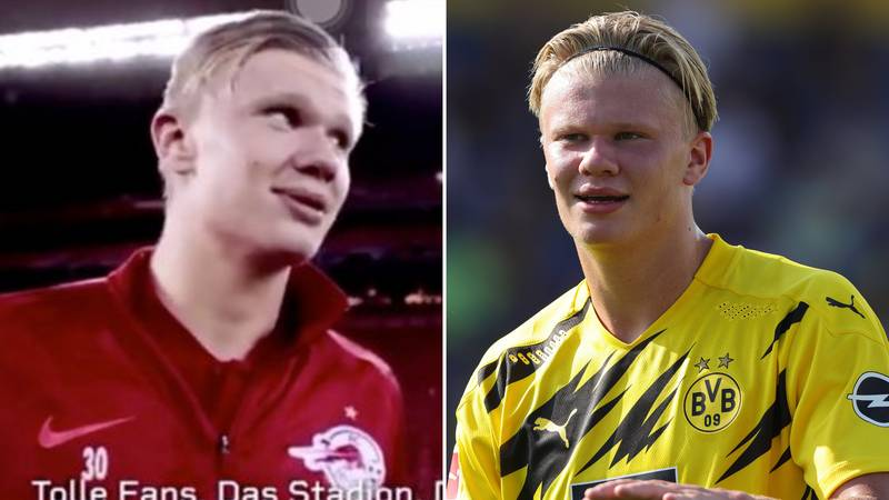 Erling Haaland Names Best Team In The World In Fascinating Documentary Clip