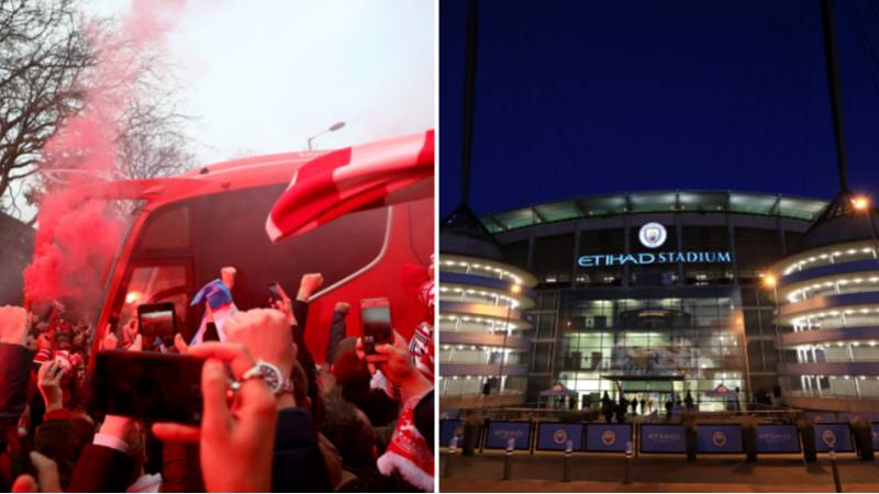 Liverpool Supporter Calls For Fans To 'Line The Streets' For Manchester City's Next Home Game