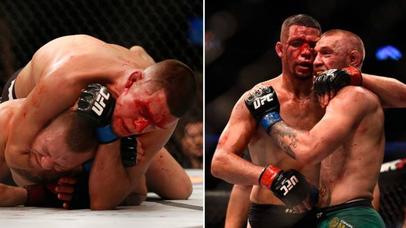 Nate Diaz Vs. Conor McGregor Trilogy - Just Book It Already