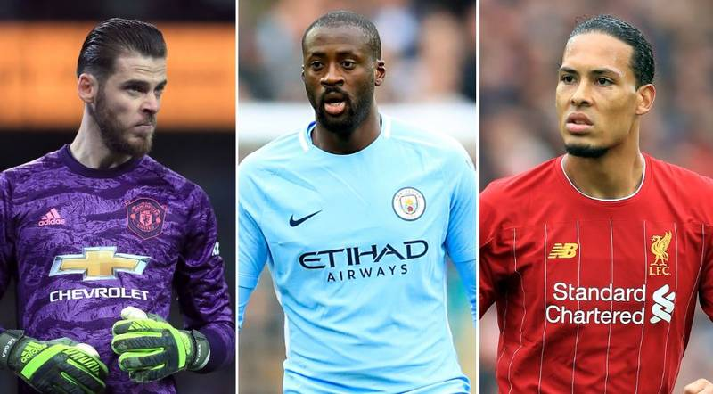 SPORTbible Premier League Team Of The Decade